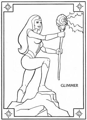 19 Best Images About Princess Of Power Coloring Book Pages