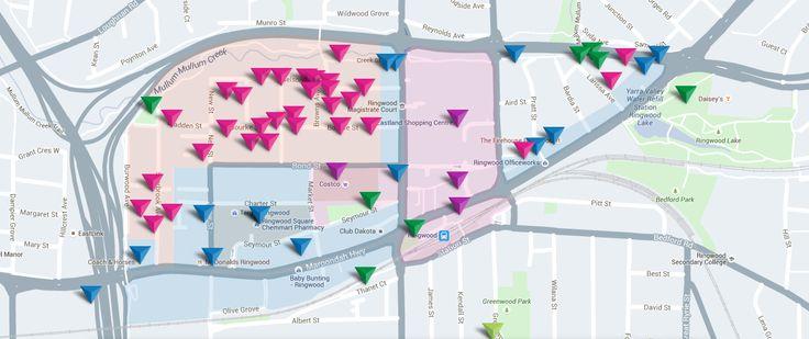 Ringwood, Victoria, Australia future and current developments #realestate #harcourts #ringwood