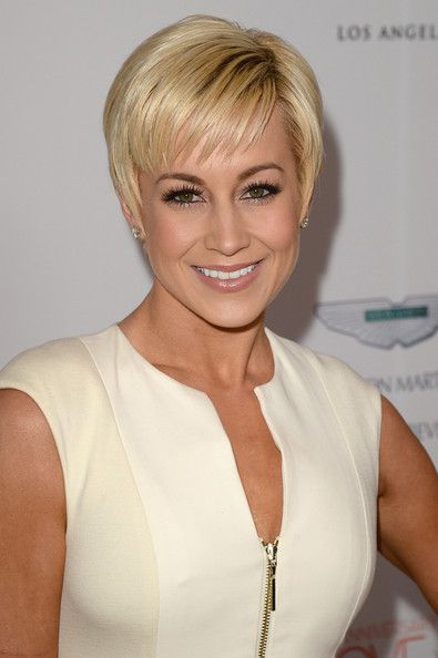 Kellie Pickler Hair - Neat and a little conservative. Still considering for my next cut though.