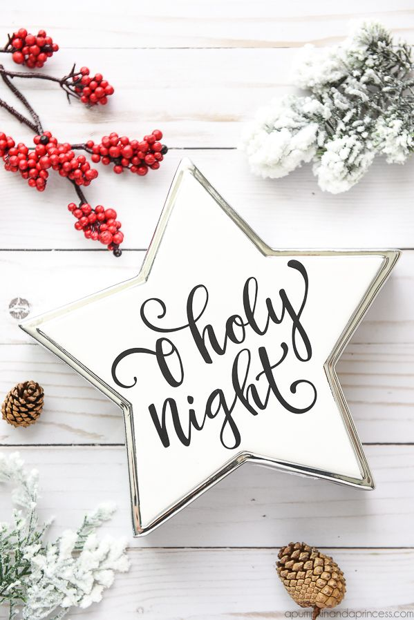 282 best images about diy christmas ideas on pinterest for O holy night decorations