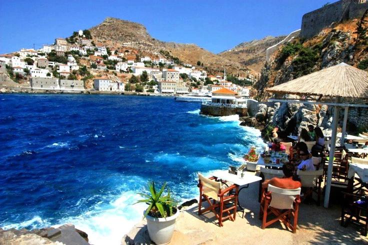 Ydra Greece