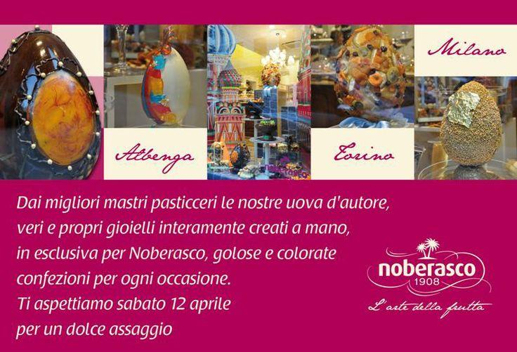 Un dolce assaggio per tutti i golosi di Albenga, Milano e Torino!