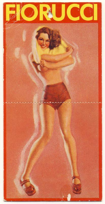 Fiorucci Poster Classic