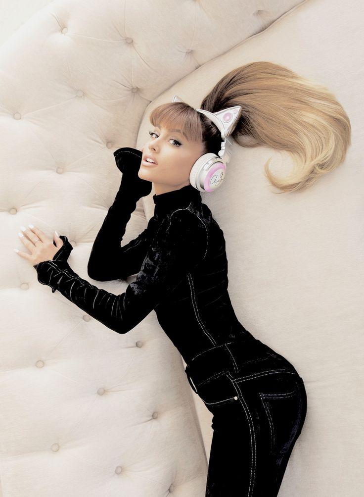 """photoshoot; Alfredo Flores (Brookstone) "" | Ariana Grande ..."