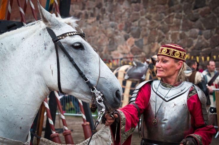 Rohan Tallit, ©Piia Niemi, Hämeen keskiaikamarkkinat