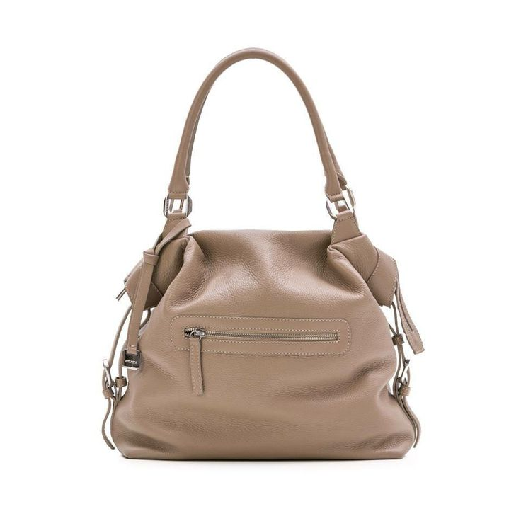It's still winter, but we like to think to summer with this light beige hobo! Don't you?  http://shop.arcadiabags.it/product/medium-shoulder-bag/taupe/624