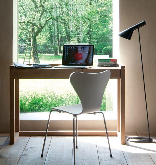 56 besten b ro bilder auf pinterest schreibtische arbeitsbereiche und arbeitszimmer. Black Bedroom Furniture Sets. Home Design Ideas