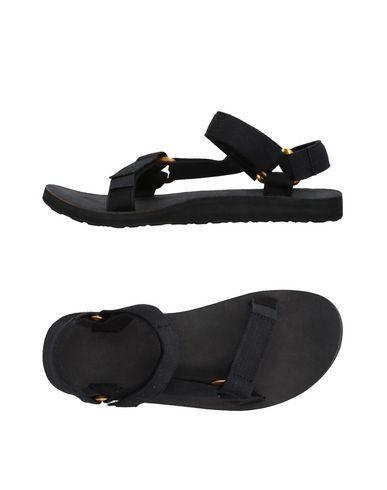 a6b7e7930 TEVA Men s Sandals Black 8 US  MensSandals