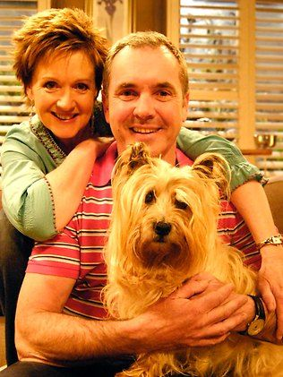 Susan, Karl and the late Audrey :)