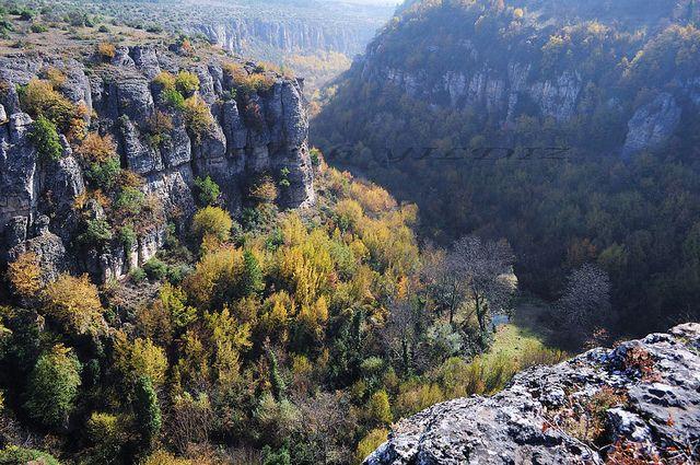 İncekaya Kanyonu-Karabük'te Gezilecek Yerler Listesi