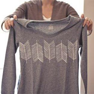 Une nouvelle garde-robe grâce à de l'eau de javel? Oui, oui… – L'Humanosphère