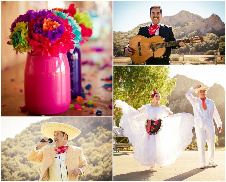 73 Best Mexican Wedding Themes Images On Pinterest