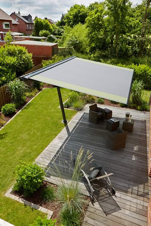 Markilux Planet Awning - Shading for Open Spaces