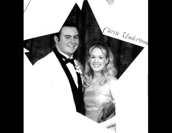 Carrie Underwood - Celebrity Yearbook Photos | TooFab Photo Gallery