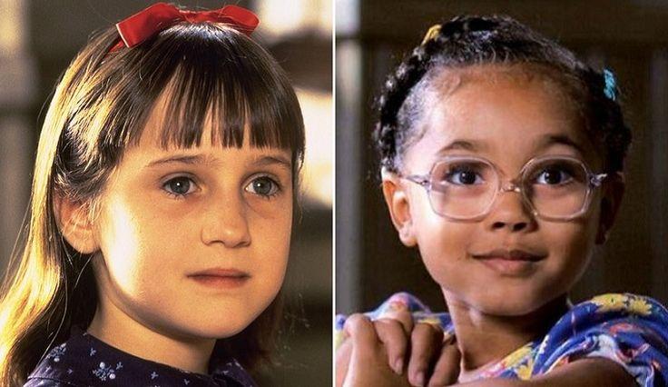 Tienes que ver la selfie de Matilda y Lavanda, 20 años después de la película