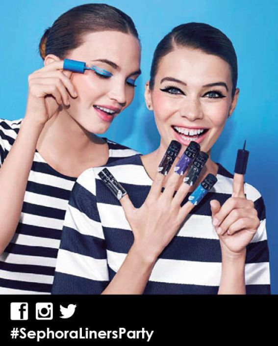 ModaeStyle: Save the date: Sephora invita al Make Up Speed Tes...