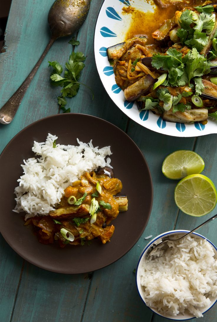 Selina shares how to make Cari Poisson, fish and aubergine curry - a beautiful and easy to prepare curry that's highly popular in Mauritius.