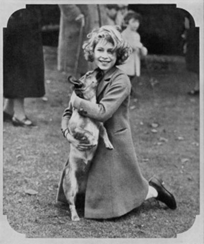 Princess Elizabeth, 1937 Follow us www.facebook.com/TheClassyDog and www.theclassydog.com Designer Dog Clothes, Luxury Dog Beds, Designer Dog Collars, Designer Leashes, Luxury Dog Sweaters, Designer Dog Carriers, Luxury Dog Dresses, Designer Dog Bowls, Designer Dog Accessories.