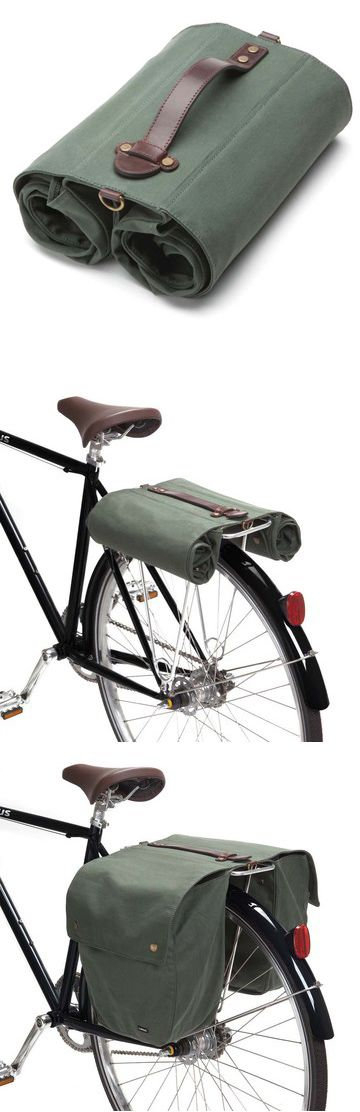 Bike Messenger Pack -- follow me: http://pinterest.com/davidos193/essentials-men-s-accessories/