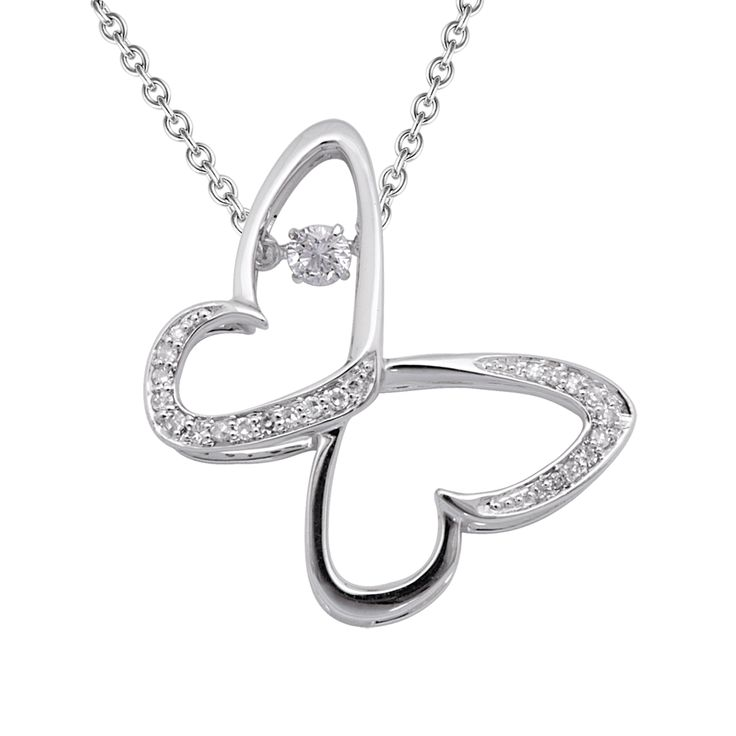 As beautiful as you. #DiamondPendants #Pendants #ButterflyPendants #FashionPendants #Jewellery #Jewelry