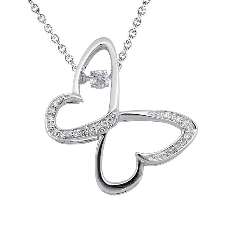 As beautiful as you. #DiamondPendants #Pendants #ButterflyPendants #FashionPendants #Jewellery #Jewelry