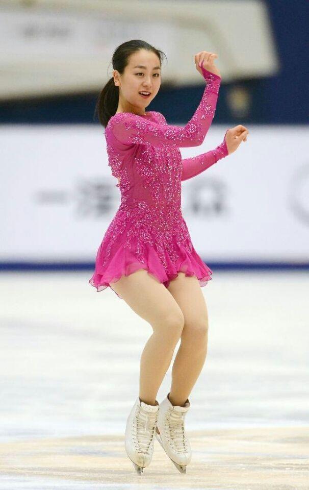 GPS 中国杯 素敵なあなた メグハムのブログ フィギュアスケートと羽生結弦選手に夢中です