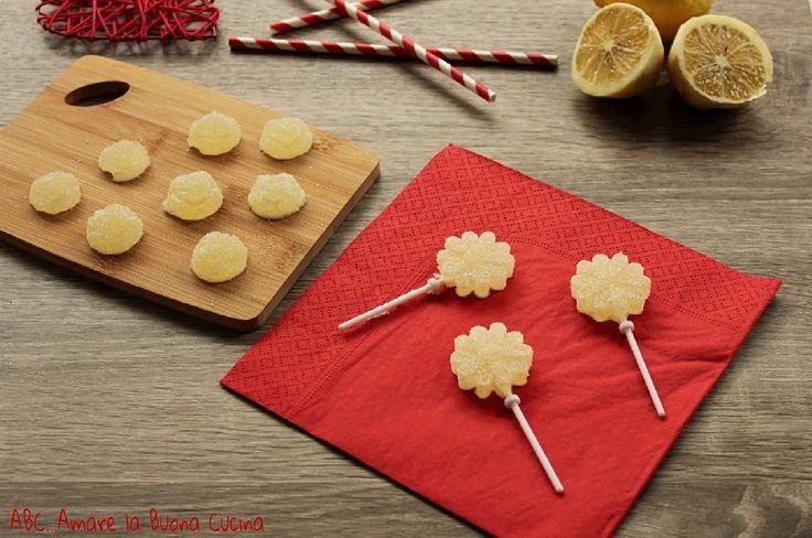caramelle gelèe al limone 1