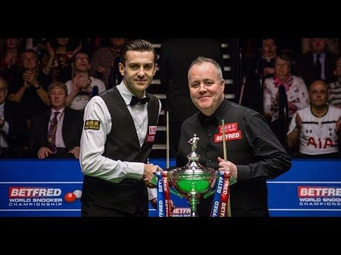 Snooker World Championship 2017 Final John Higgins Mark Selby Session 4
