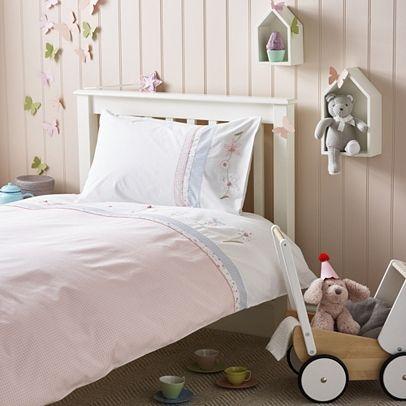Fairy Garden Bed Linen | Children's Bed Linen | The White Company UK
