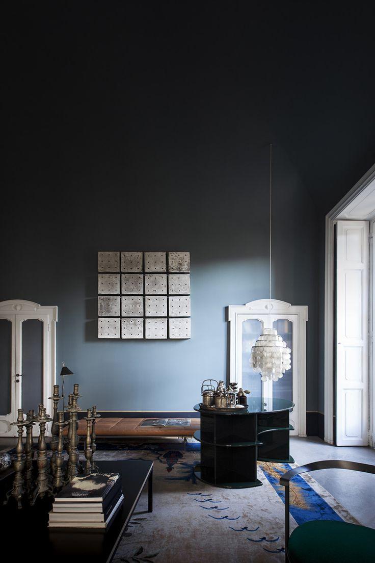 Risultati immagini per museo colore pareti dipinti chiari