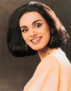 Neerja Bhanot (1963 – 1986), a flight attendant from India, who sacrificed her life so that others could live.
