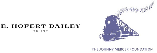 Series Sponsors: E. Hofert Dailey Trust & The Johnny Mercer Foundation