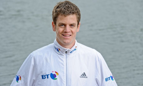 See all British Olympic Athlete Diaries - this is Jonathon Brownlee