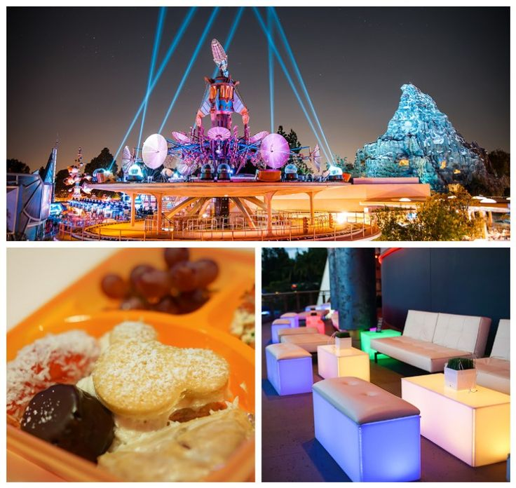 New Retro Lounge Experience Debuts in Disneyland's Tomorrowland in May | The Kingdom Insider