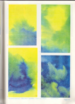 tons and tons of waldorf examples of watercolor painting