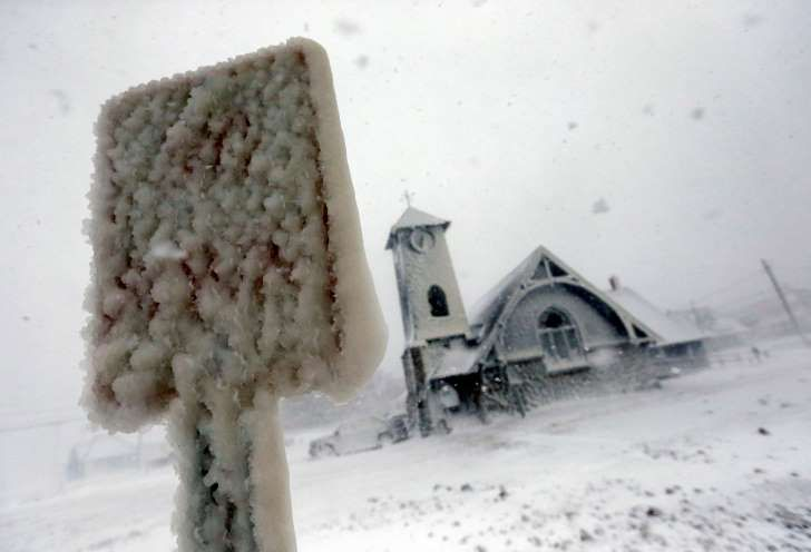 Storm Hits Northeast ... http://weurls.com/FightForcesOfEvil