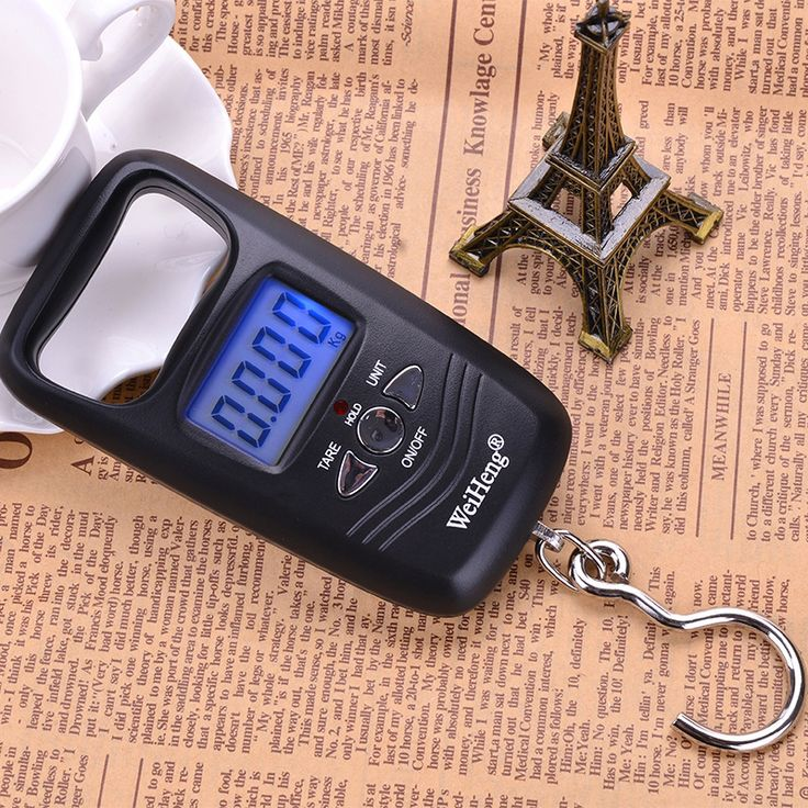 Fish Weight 50KG Portable Fish Electronic High Quality Hanging Fishing Digital Pocket Scale Weight Hook Scale Fishing Accessorie