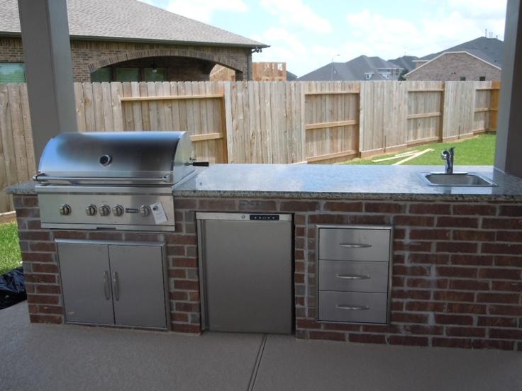 85 best Outdoor Kitchen images on Pinterest Outdoor cooking - outdoor küche edelstahl