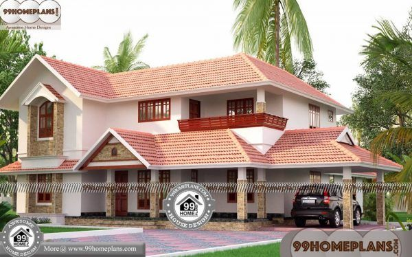 Small House Floor Plans Best Kerala Traditional Homes 2 Storey Plans House Cost Modern Floor Plans Small House Floor Plans
