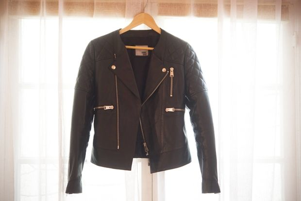 Someday when I have $1,000 extra I'll spend it on a real leather jacket.
