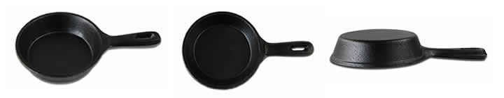 Cast Iron Frying Pan 03cast iron frying pan cheap price,cast iron deep frying pan,c