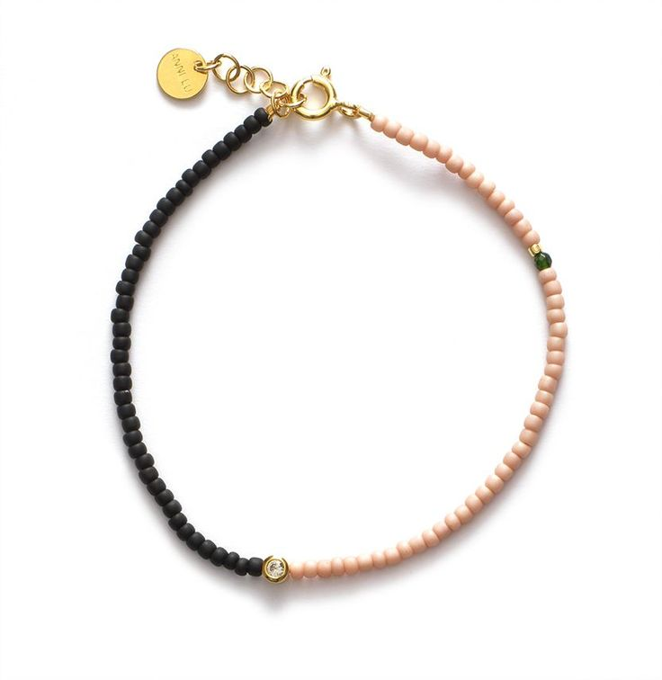 ANNI LU // DISCO Soft Rose bracelet