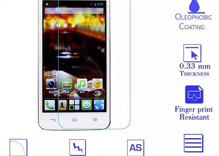 Guili Guili Fundas y Accesorios Para Smartphone: Mica Cristal Templado Huawei Y635 Gorilla Glass - Kichink!
