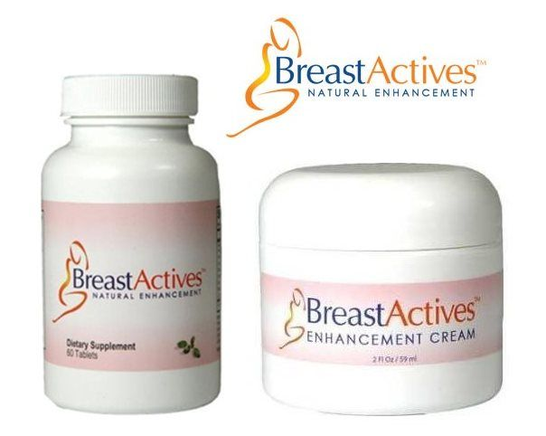 Breast Actives promises beautiful breasts in two steps: the oral supplement with phytoestrogens which increases total breast volume, and the firming and toning cream for direct use on the breasts, which complements the effects of the oral supplement. Breast Actives is the right choice for a natural breast enhancement.