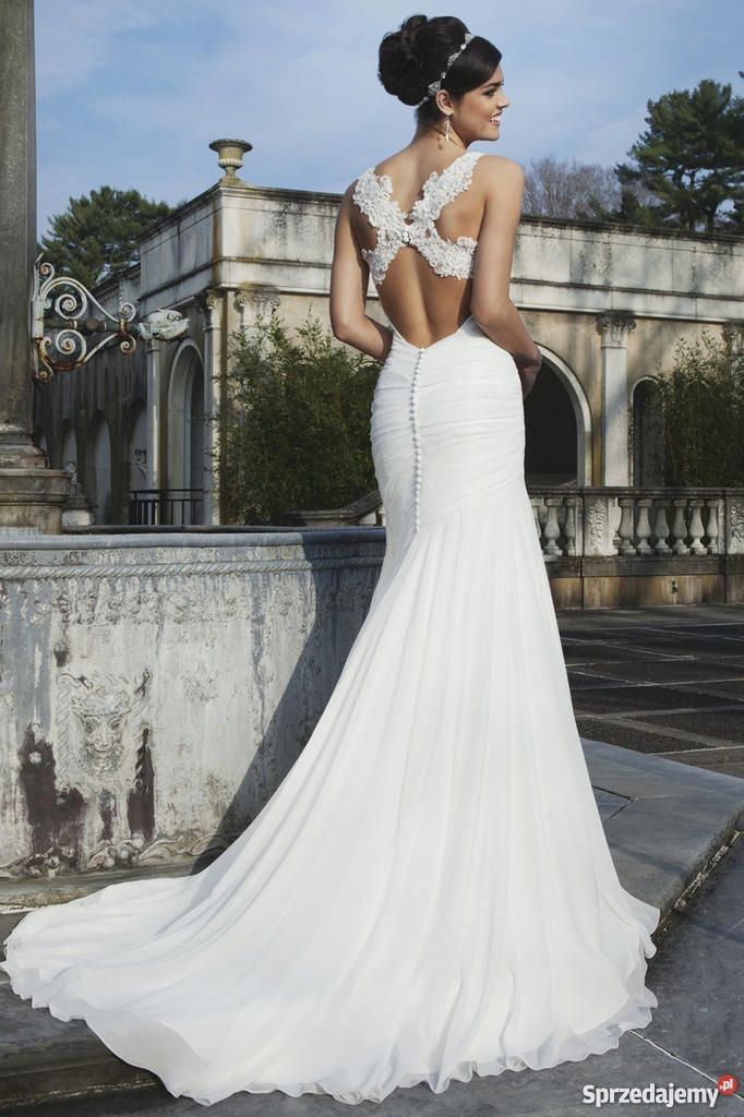 Suknia ślubna Sincerity  #slub #wesele #suknia #panmlody #pannamloda
