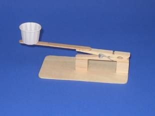 AppleMark- catapult perfect for marshmallows