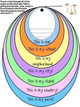 WHERE IN THE WORLD ARE WE? FREEBIE - TeachersPayTeachers.com