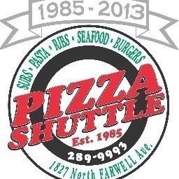Pizza Shuttle went here today!