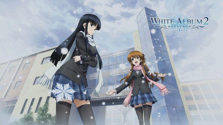 White Album 2 Anime Characters : Best white album images on pinterest