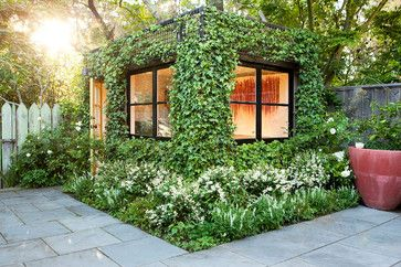 Trellis Designs Modern Wire | Modern Garage And Shed trellis Design Ideas, Pictures, Remodel and ...